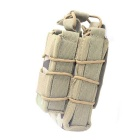 Outdoor Hunting malé pistole puška Cartridge Bag -Multicam Tropic
