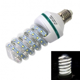 E27 12W Spiral Energy-saving Lamp Cold White 6000K 960lm 60-2835 SMD
