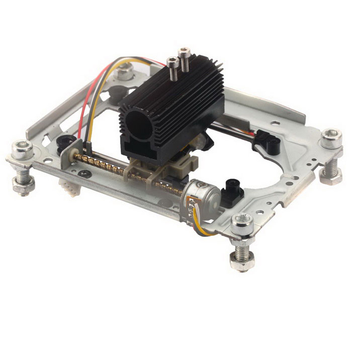 4 Pin Radiator Stepper Motor Parts for NEJE Laser Engraving Machine3D Printer Parts<br>Form  ColorBlack + SilverModel-Quantity1 DX.PCM.Model.AttributeModel.UnitMaterialMetal + plasticEnglish Manual / SpecNoPacking List1 * Set  of radiator stepper motor accessories1 *  Set  of screws<br>