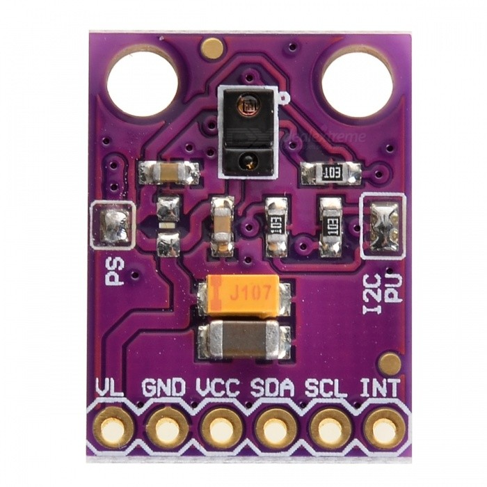 GY-9960-3.3 APDS-9960 RGB Infrared Gesture Sensor - Purple