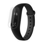 0.1mm HD Protective Film for Xiaomi Miband 2 - Transparent (2PCS)