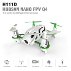 Hubsan H111D Nano Q4 FPV HD Caméra Altitude Hold Mode RC Quadcopter