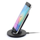 A2 Wireless Charger for Samsung S6 Edge / Note 5 / S7 - Black