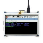 "Waveshave 4.3"" HDMI Resistive Touch Screen LCD For Raspberry Pi"