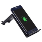 Itian A6 trådløs lader for Samsung S6 Edge / Note 5 / S7 - Sort