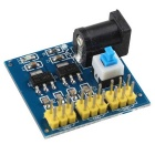 DC-DC 12V til 3.3V 5V Buck Step Down Power Supply Module for Arduino