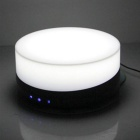 Intelligent Voice Dialogue Snakker Lamp - Hvit + Svart (US Plugger)