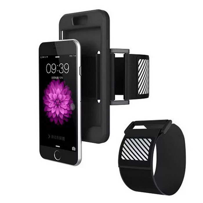 Helppo asennus Sport Running Armband Case for iPhone 6S / IPHONE6