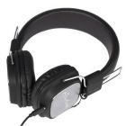 REMAX RM-100H 3.5mm Plug HiFi Headset - Black
