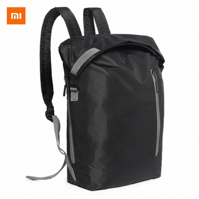 Xiaomi All-match Backpack Knapsack - Black (20L)Form  ColorBlackBrandOthers,Others,XiaomiModelXiaomiQuantity1 DX.PCM.Model.AttributeModel.UnitMaterialPolyamide fiberTypeHiking &amp; CampingGear Capacity20 DX.PCM.Model.AttributeModel.UnitCapacity Range0L~20LRaincover includedNoBest UseSwimming,Running,Climbing,Family &amp; car camping,Mountaineering,Travel,Cycling,Others,Fishing,-Packing List1 * Backpack<br>