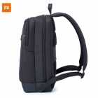 Původní Xiaomi 17L ​​Classic Business Style Men Laptop Backpack - Black