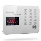 Trykk Tastatur GSM Alarm System APP Operation Home Security Alarm System