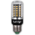 YouOKLight E27 5W Warm White 56-SMD-5736 LED Corn Bulb (4 st)