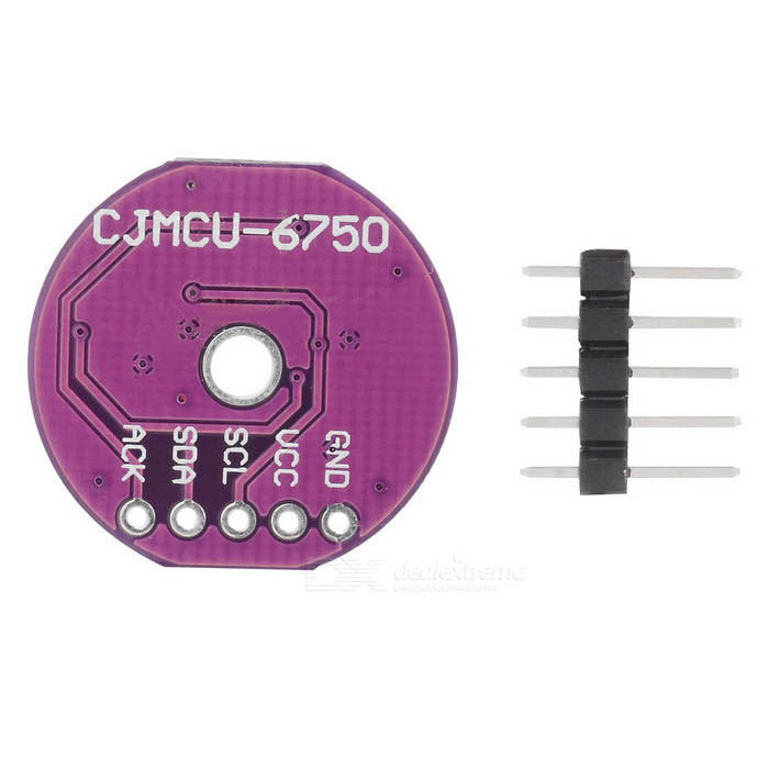 CJMCU-6750 High Precision UV + Ambient Light Sensor - Purple