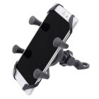 Motorcycle Electric Car  X-Type Non-Rechargeable Phone Holder - Black
