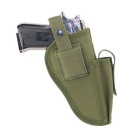 Tattica della pistola a mano Fondina Magazine Slot Holder - Army Green