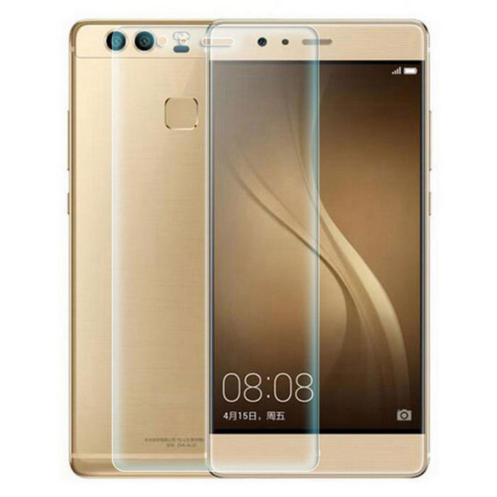 Dx coupon: 0.2mm 9H Tempered Glass Screen Protector for HUAWEI P9 - Transparent