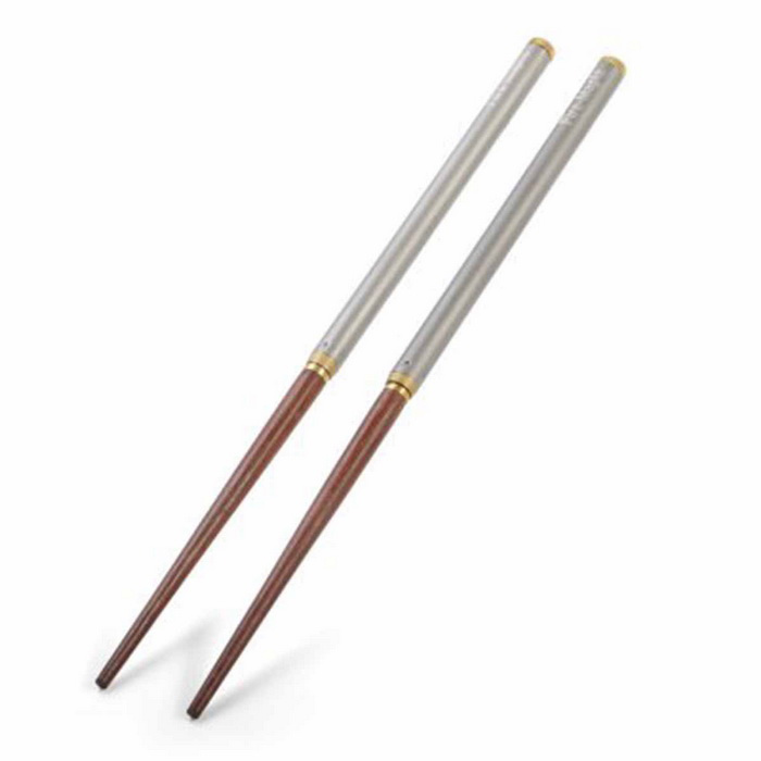 Fire - Maple FMT - T17 Chopsticks - Grey (Pair)Form  ColorGreyModelFMT-T17Quantity1 DX.PCM.Model.AttributeModel.UnitMaterialtitaniumBest UseFamily &amp; car camping,Camping,Mountaineering,Travel,Cycling,FishingTypeCooking UtensilsPacking List1 * Pair of Chopsticks<br>