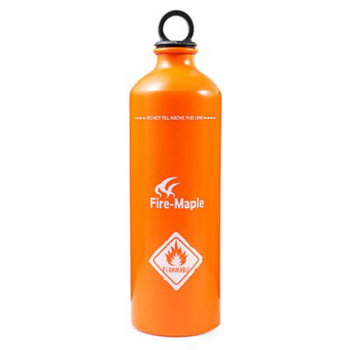 Brann-Maple FMS-B750 Utendørs Camping Fuel Storage Bottle - Orange