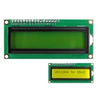 OPEN-SMART I2C / IIC LCD 1602 keltavihreä Display Module for Arduino