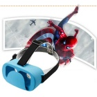 Head Mounted Virtual Reality 3D-Brille - Blau