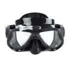 Silicone-Diving-Goggles-Snorkeling-Mask-Black