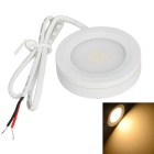 Jiawen LED Cabinet Lamp Warm White 3W Small Spotlight (AC 220V)