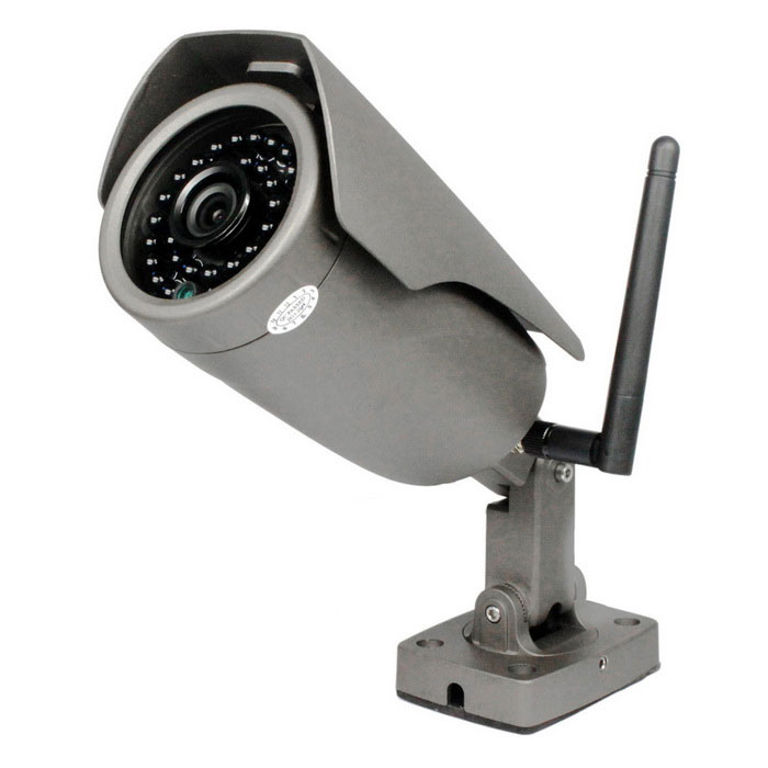 Outdoor 720P Wirelss Wi-Fi IP Camera Camera di sicurezza con 36PCS LED