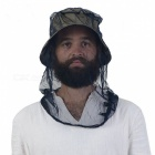 NatureHike Prevent Sting Head-Protection Anti-mosquito Hat - Navy Blue