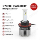 Joyshine 120W H13 9008 LED Car Headlight Bulbs High Beam + Low Beam