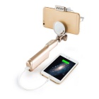 Outdoor-Selfie-Monopod-Self-Timer-w-Power-Supply-Gold