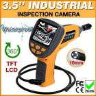 "EN-99H 3.5"" Video Inspection Snake Scope Camera Borescope Endoscope"