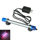 Jiawen 20CM Colorful Light 18-LED Aquarium Light (AC 220-240V/US Plugs)