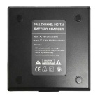 BK1 Digital Camera Battery Dual Charger for Sony BK1 W190 S750 780 950