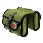 ROSWHEEL Outdoor Cycling Mountain Bike Tube Bag - Army Green (2L)