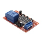 12V Digital Mobilize Multi-function Time Delay Relay Module