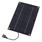 SUNWALK Ultralight 6W 5V USB Output Semi-flexible Solar Charger