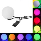 YouOKLight LED POI Thrown Balls for Belly Dance Level Hand Props 2PCS