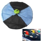 Flash RGB Hand Throwing UFO Parachute Toy (Random color)