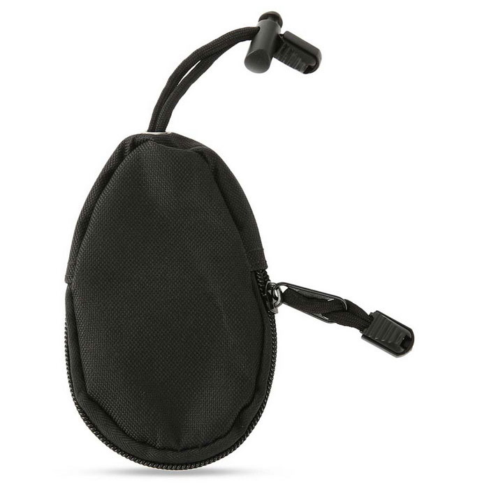 Key Bag / Outdoor Tools Commuting Equipment Bag / Change Purse - Black