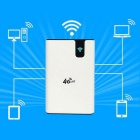 MS701 7500mAh 3G 4G drahtlose Wi-Fi-Router Macht Bank - weiß