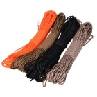 Outdoor Multifunctional Nylon Paracords - Mixed Color (4PCS)