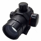 ACCU 1X 25mm Red / Green Dot Sight Rifle Scope w/ Hex Wrench - Black