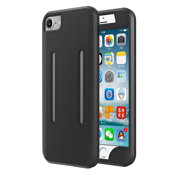 iphone running case 2 in 1 sport running armband silicone for iphone 7 12260