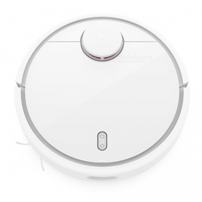 Buy Original Xiaomi MIJIA Mi Robot Vacuum Sweeping Robot - White with Litecoins with Free Shipping on Gipsybee.com