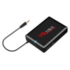 3.5mm Jack USB Bluetooth Audio Transmitter for TV Audio - Black