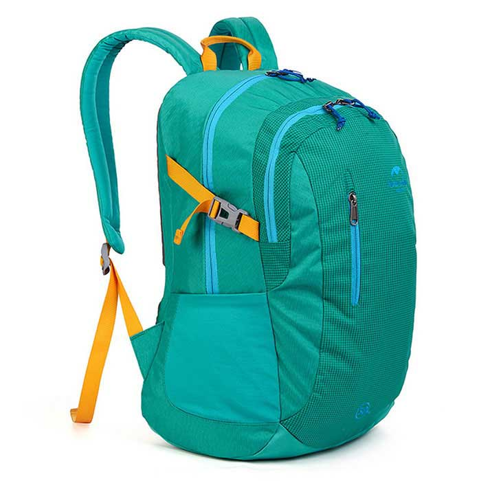 NatureHike Outdoor Hiking Camping Daypack Backpack - Deep Green (30L)
