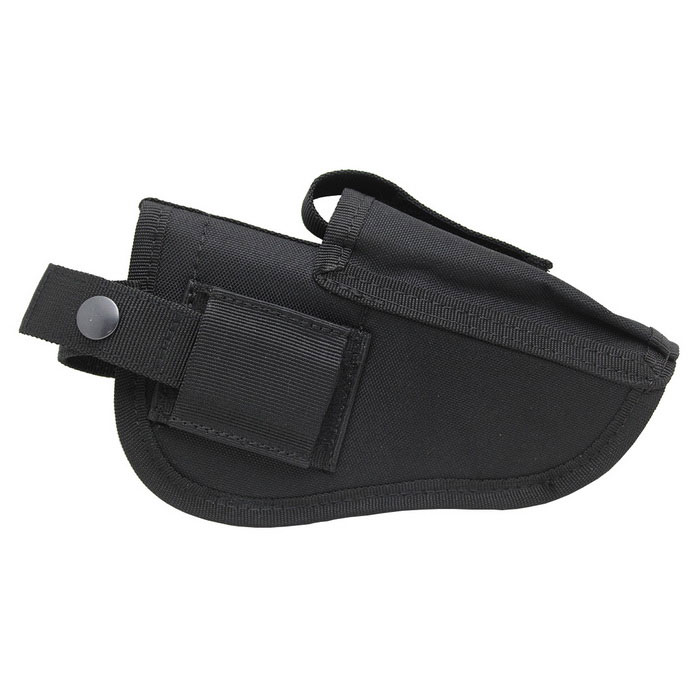 Buy Right Left Tactical Pistol Hand Gun Holster Magazine Slot Holder with Litecoins with Free Shipping on Gipsybee.com