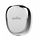 U0 mini auricular sin hilos de Bluetooth impermeable invisible - plata