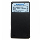 ismartdigi FG1 Battery + Micro USB Camera Battery Charger